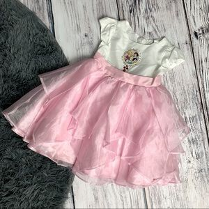 Disney Princess Themed Formal Dress